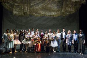 Nagy Iván Balettgála – ünnepség és tiszteletadás a tánc jegyében