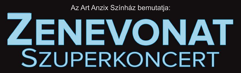 Budapesten februárban Indul az LGT Zenevonat Szuper-koncert.