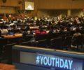 """A konferencia szervezői hangsúlyozták, hogy a megvalósítható és a fenntartható fejlődés béke és biztonság nélkül nem valósítható meg. Az ifjúságpolitikai cselekvési program - amely politikai keretet és gyakorlati iránymutatásokat nyújt a fiatalok helyzetének javítására - szintén ösztönzi """"az ifjúság aktív részvételét a béke és biztonság megőrzésében""""."""