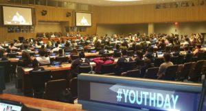 Az ifjúság békét épít