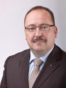 Németh Zsolt, az Országgyűlés külügyi bizottságának fideszes elnöke csütörtökön az Országházban.