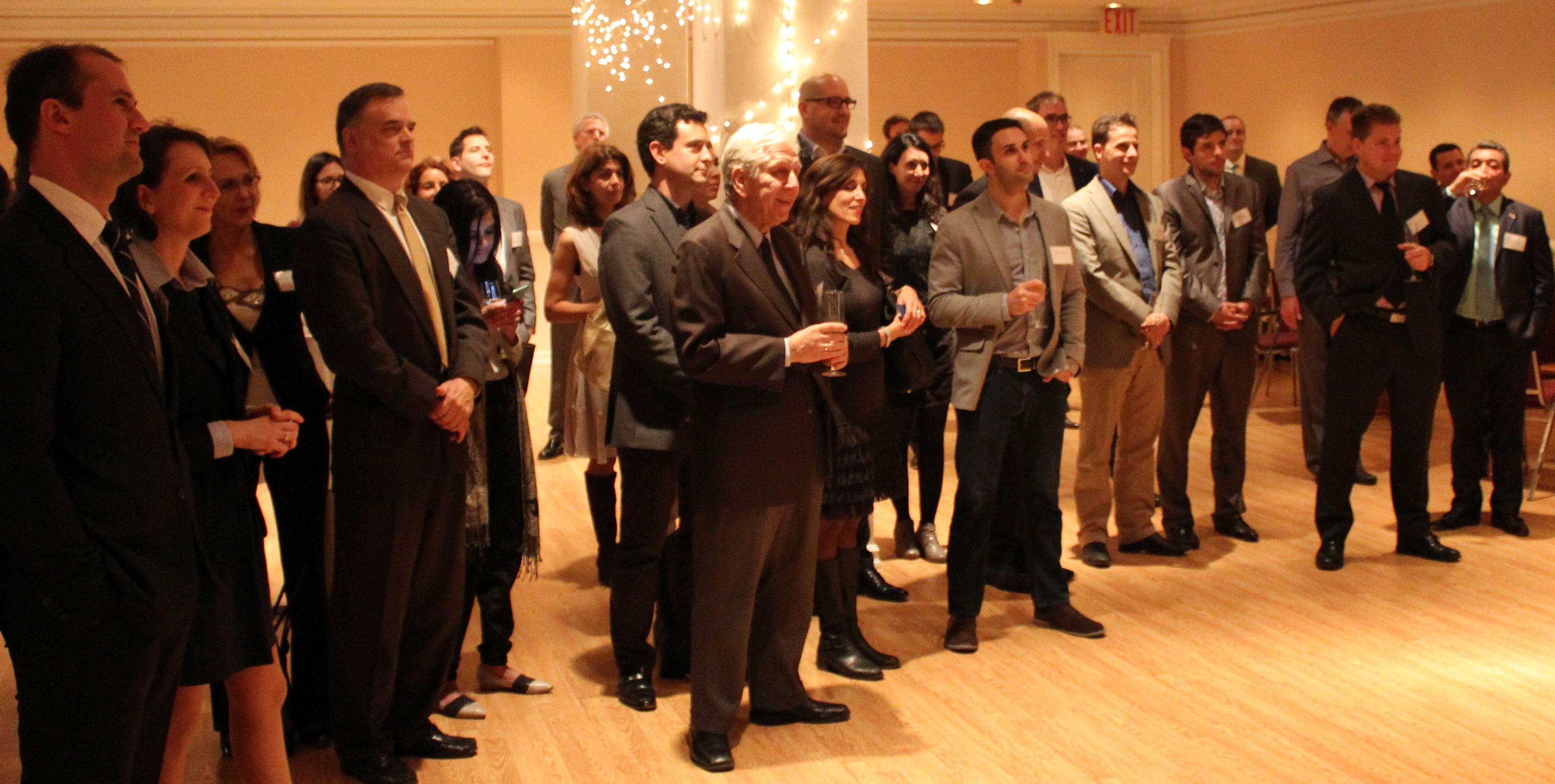 Szlovák-magyar üzletember találkozó a kamaránál   KEMMA
