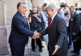 Benjamin Netanjahu Orbán Viktornak írt köszönő levelet